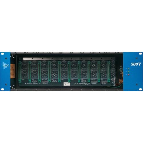 API 500VPR 10-slot Lunchbox