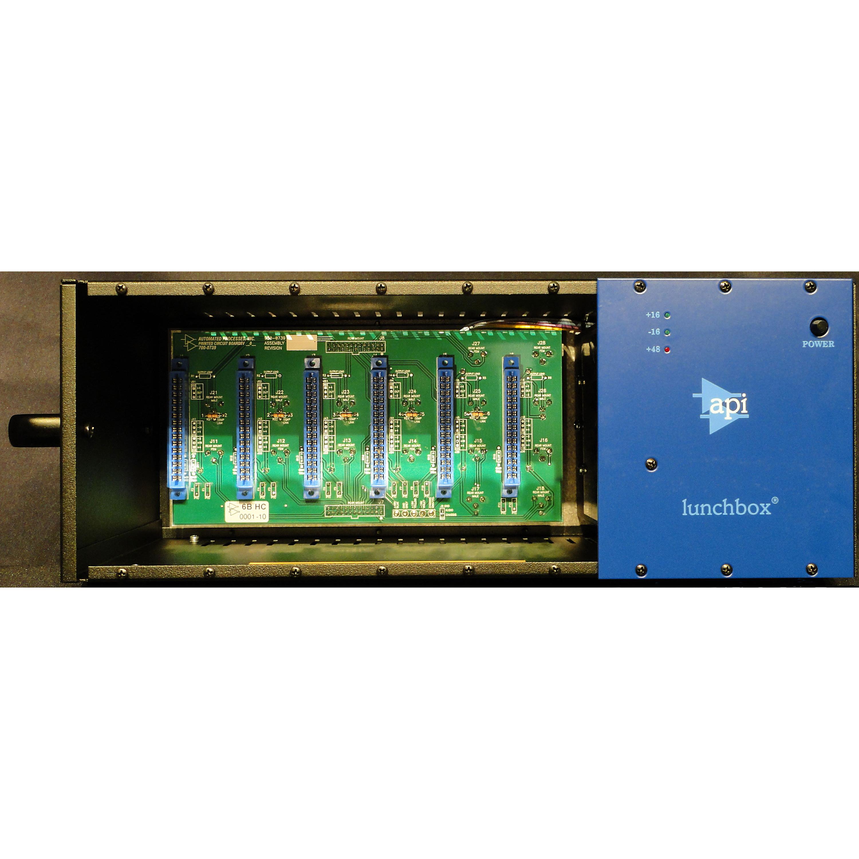 API 6B Lunchbox 6-Slot
