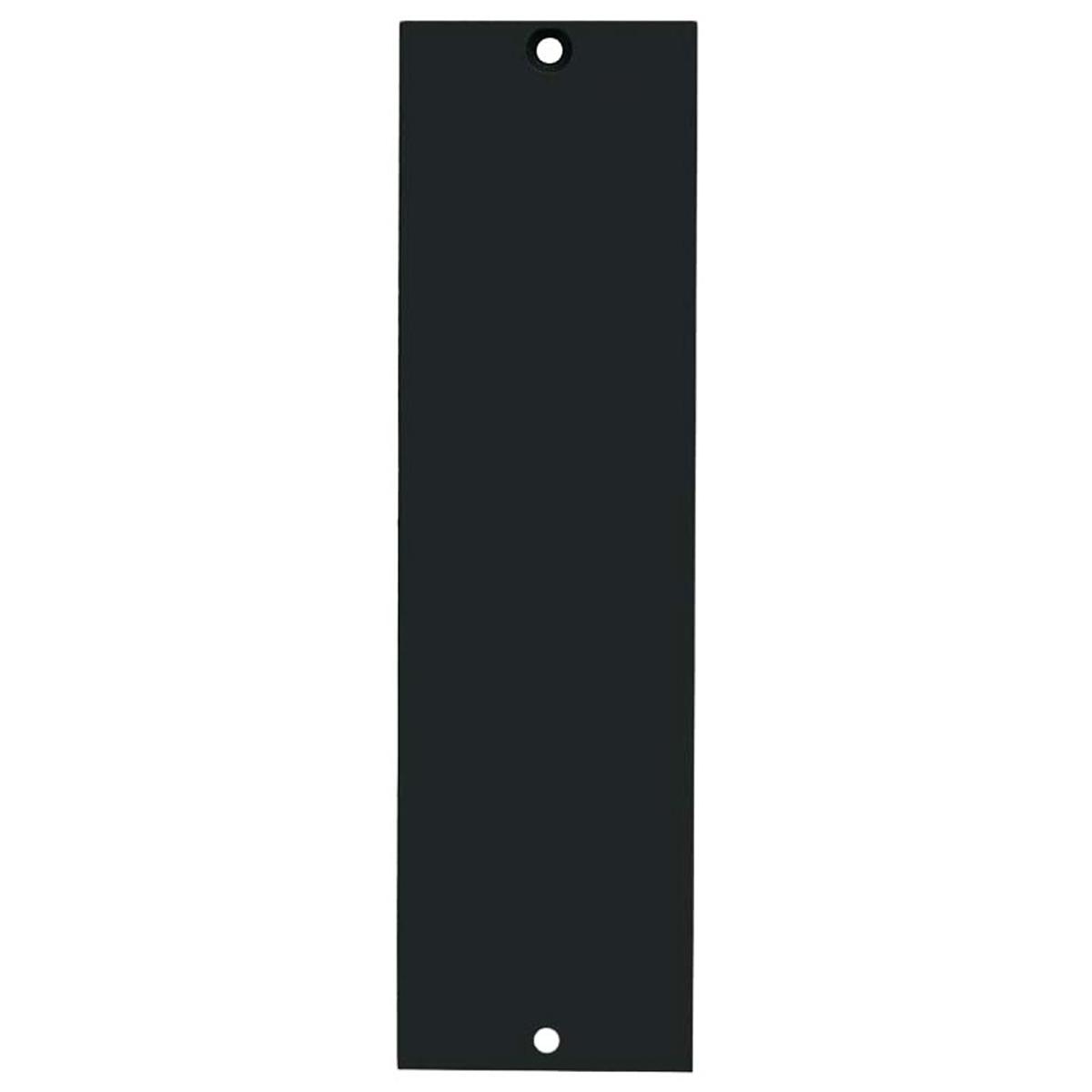 API 5B1 Blank Panel