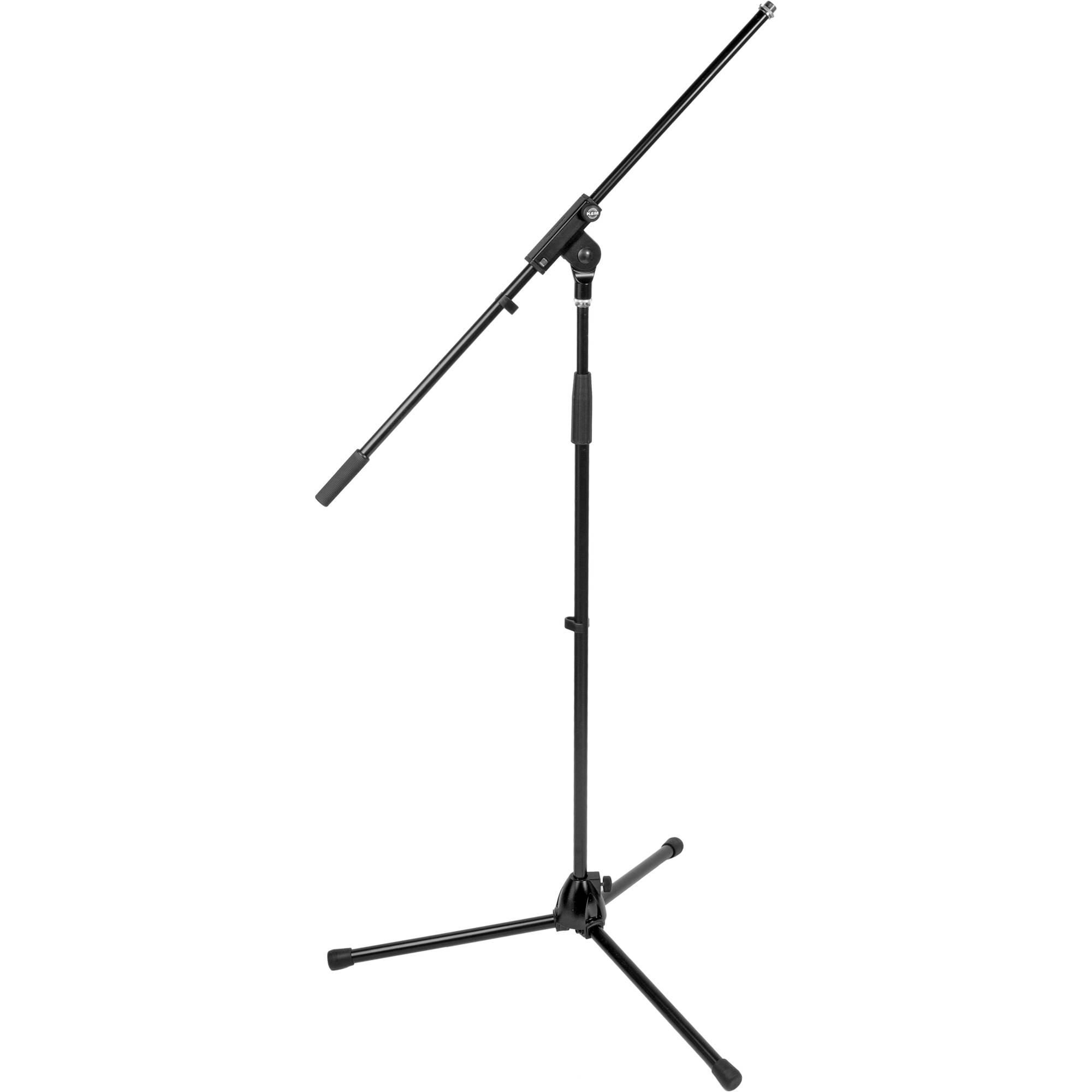 K&M 21070B Tripod Microphone Stand