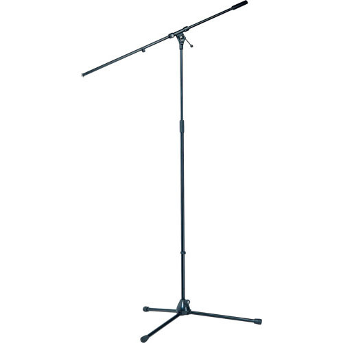 K&M 21021B Microphone Stand