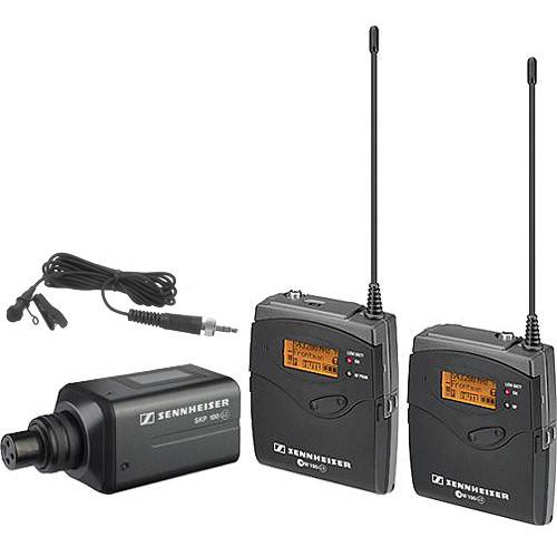 Sennheiser ew 100 ENG G3 Wireless Microphone System