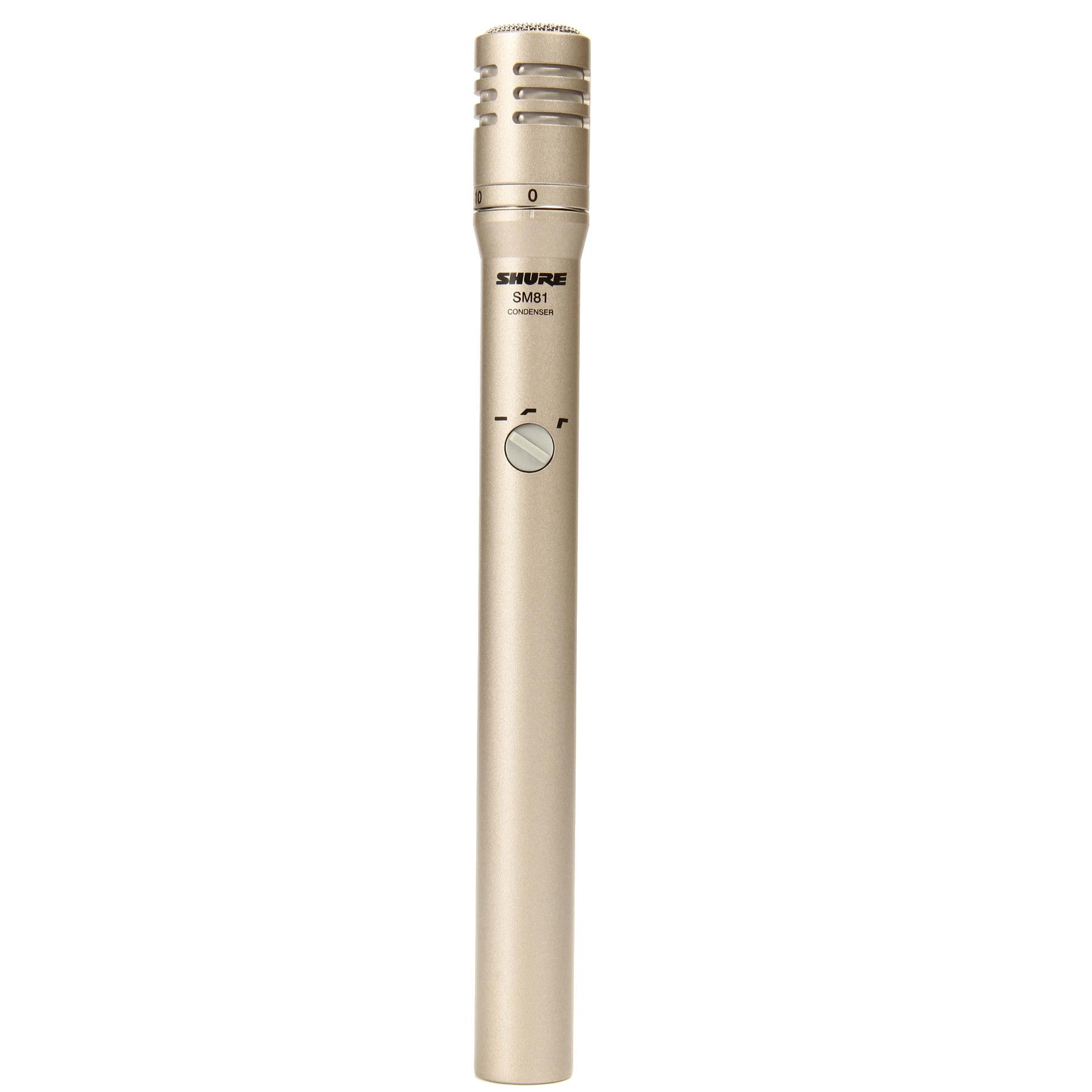 Shure SM81 Condenser Microphone