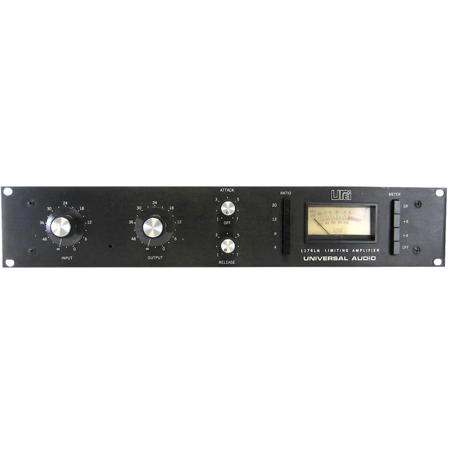 Urei 1176ln Compressor Limiter Universal Audio